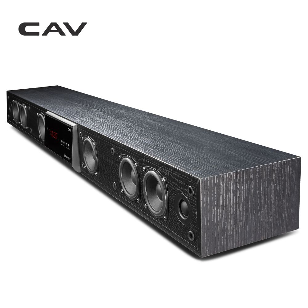 CAV TM1100 Soundbar Spalte Heimkino DTS Virtuelle Surround Soundbar Für TV Surround Sound System Drahtlose Bluetooth Lautsprecher
