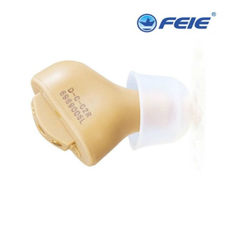 New arrival 2018 Hearing aid mini in-ear rechargeable digital hearing aids amplifier ear tools for the elderly S-51