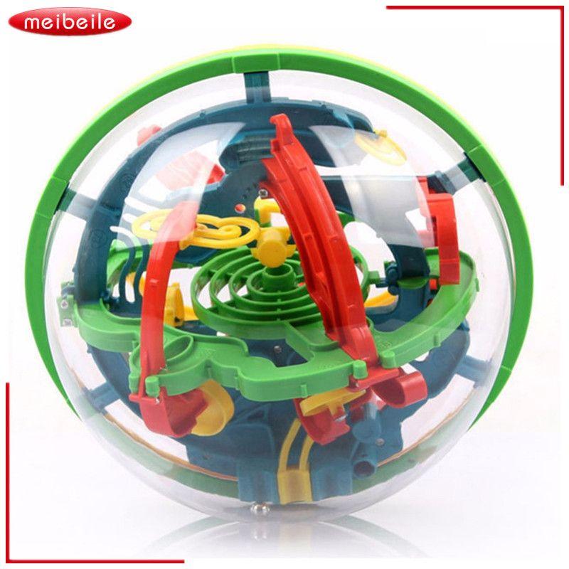 20*20cm Spin Master Games perplexus Wrap 208 Marks Magical Maze Kids Space Mission Maze Globe Children Education