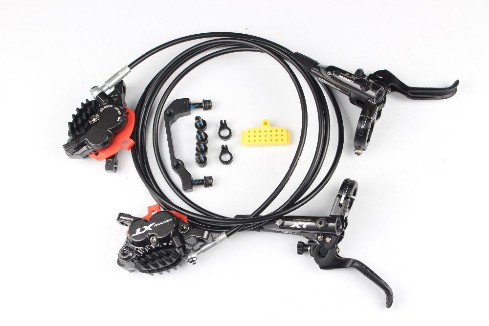 Shimano xt m8020 4 kolben bike fahrrad mtb hydraulische scheiben bremse für downhill dh