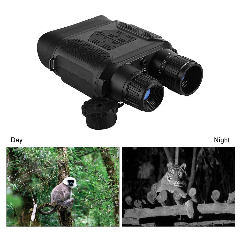 7x31 Night Vision Binocular Digital Infrared Night Vision Scope Photo Camera & Video Recorder 400m/1300ft Range 2