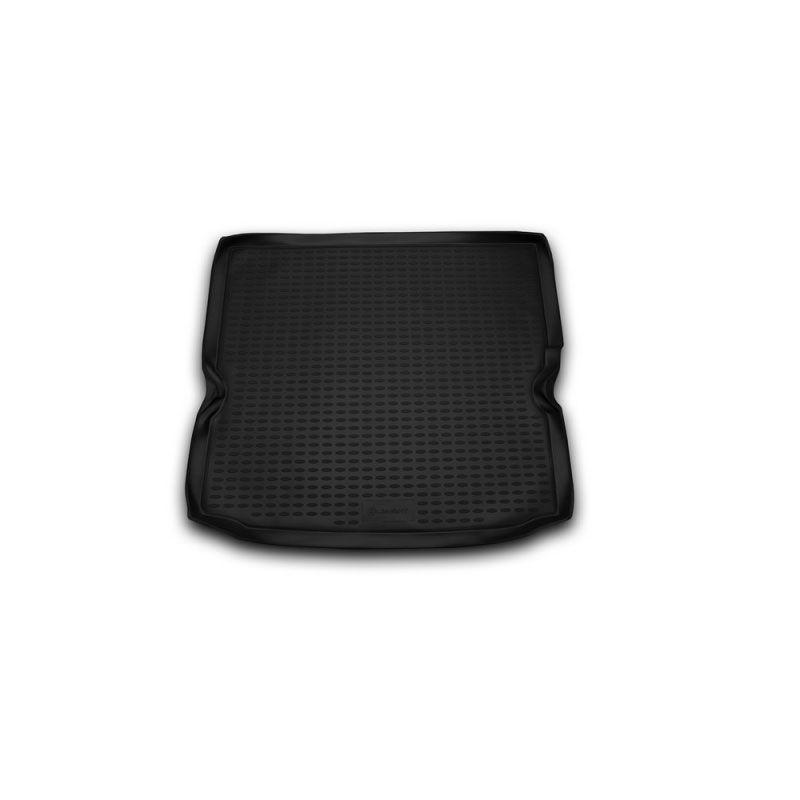 Stamm matten für Opel Zafira B 2005-1 stücke gummi teppiche non slip gummi innen auto styling zubehör