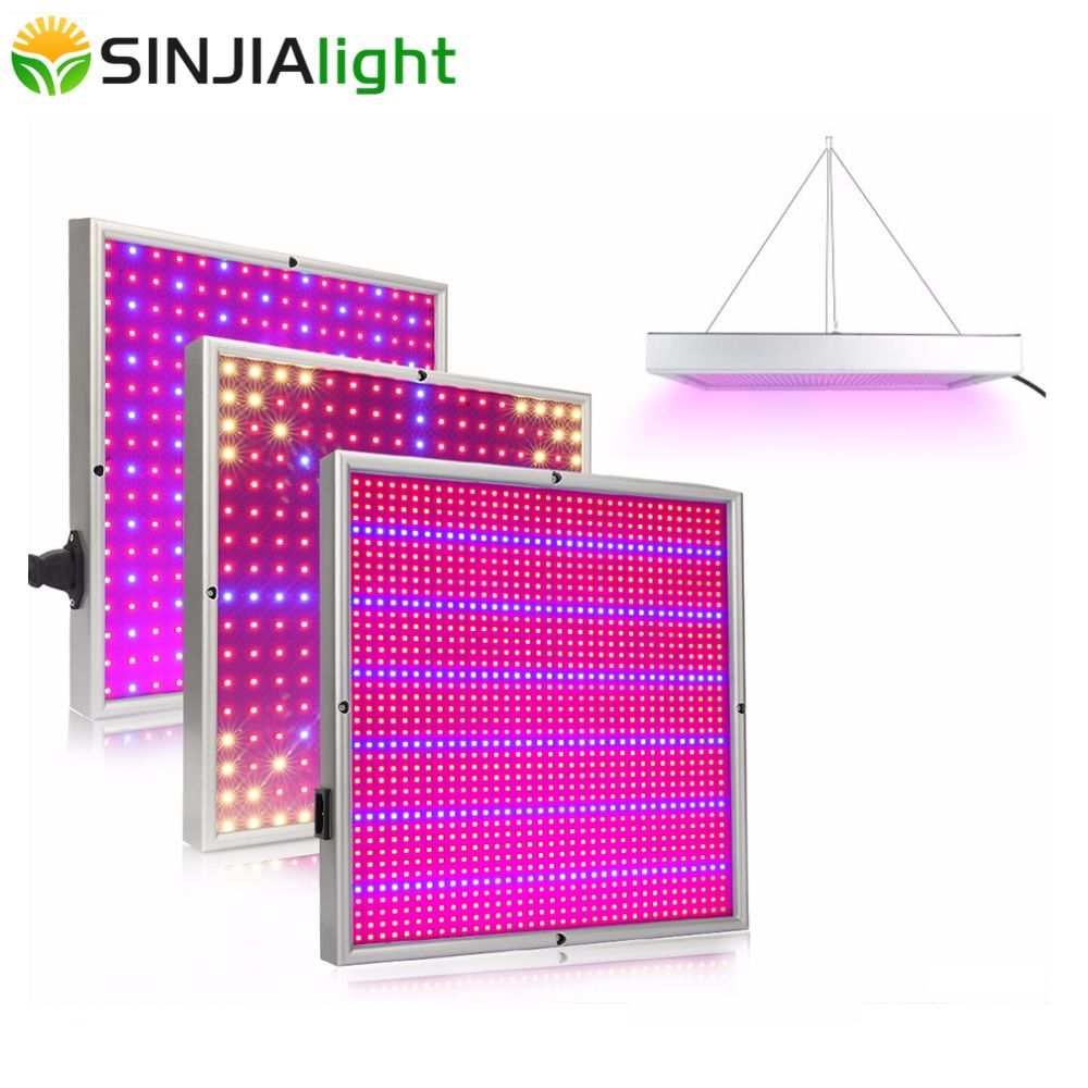 20W 30W 120W 200W LED Grow Light Full Spectrum Red+Blue Plant Lamp LED Bulbs for Plants Aquarium Flowers Hydroponics Vegetables