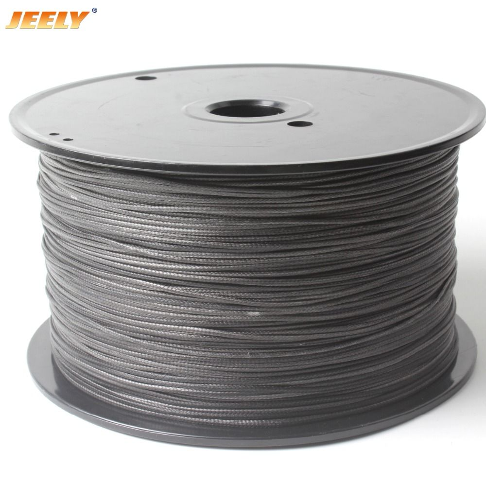 JEELY 50M 290lbs 1.2mm 16 weave Spearfishing Rope Cord WINCH ROPE