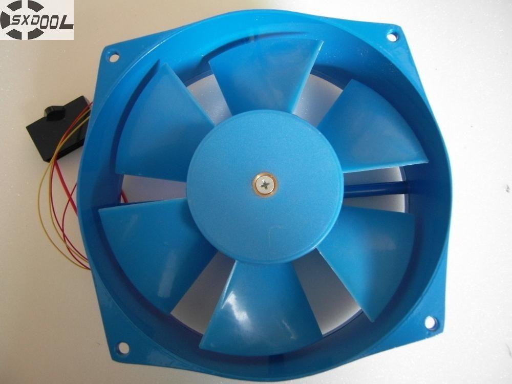 Sxdool 200FZY2-D 21070 одного фланца AC вентилятор осевой вентилятор охлаждения 220 В