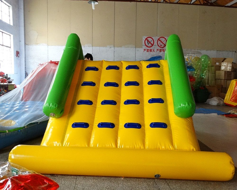Customized inflatable water Park,inflatable water sports,inflatable slide on water