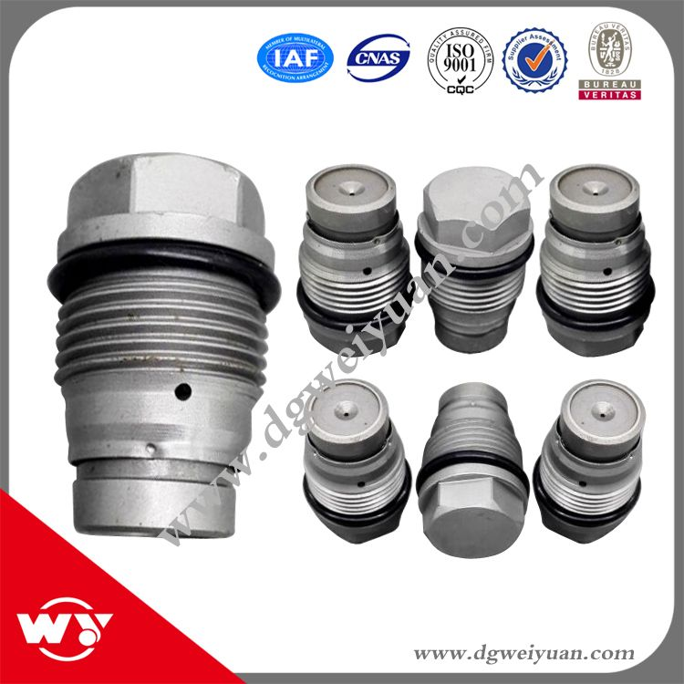 Necessary common rail system pressure reducing/limiting valve pressure release/relief valve 1110010015 suit for Bosch