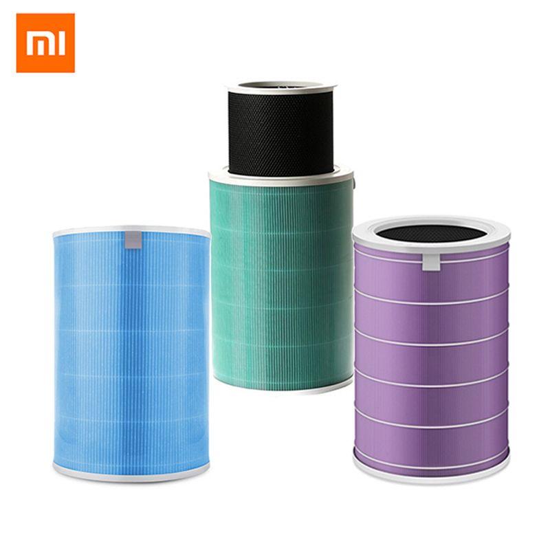 Original Xiaomi Luftreiniger Filter Teile Antibakterielle/Verbesserte/Wirtschaftliche Version für Xiaomi MI Luftreiniger Reinigung Filter