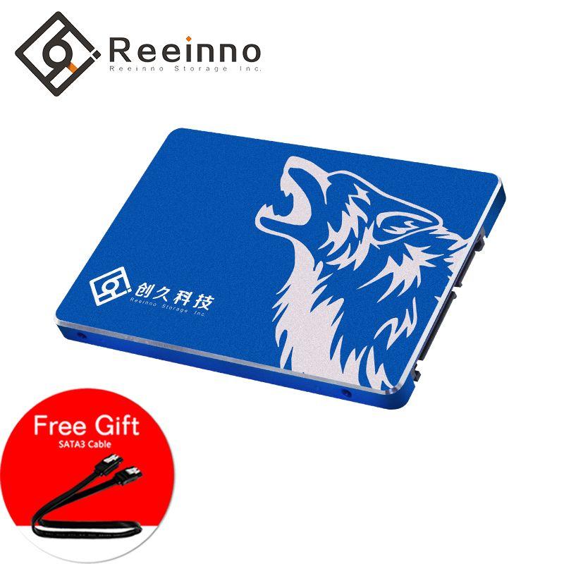 Reeinno 960GB/480GB/240GB/120GB SATA3 SSD 2.5inch TLC flash Internal Solid State Disk factory directly supply Laptop Desktop