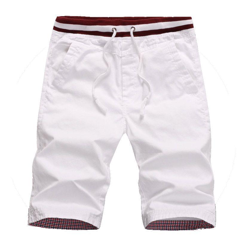 2017 new arrivals cotton men shorts homme beach slim fit bermuda masculina joggers M-5XL CYG192
