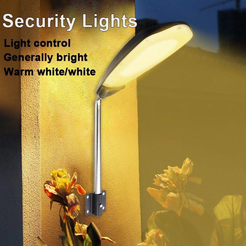 2835SMD 48 LED Street Light Dusk to Dawn Outdoor Garden Path Road Parking Backyard Lamp AC110-265V