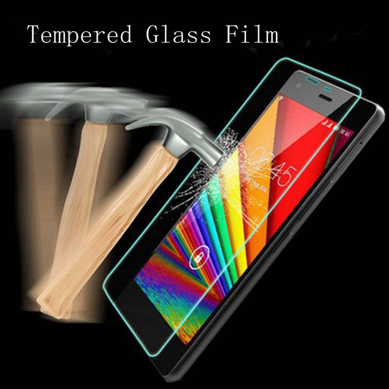 CIDI For Vernee M5 Tempered Glass Screen Protector Explosion-proof 2.5D 9H Slim Clear Protective Guards