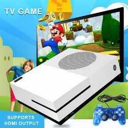 Mini TV Retro Video Game Console 4GB Built-in 600/621 classic game support HD HDMI  For FC/GBA/SNES/SMD with 1000+ games