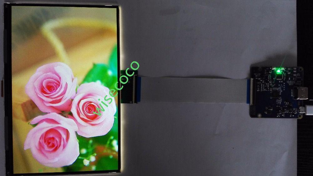 2560*1600 2 karat 1440 p IPS 8,9 zoll lcd-monitor mit HDMI-MIPI für DIY 3d drucker kompatibel Raspberry PI3 Kostenloser versand