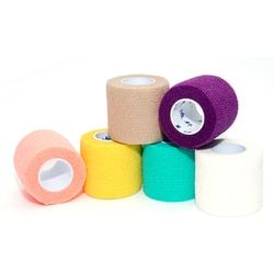Protection Tool Muscle Care Waterproof Exercise Therapy Bandage Tape Sports Tape Elastic Physio Therapeutic Tape  4.5m * 5cm