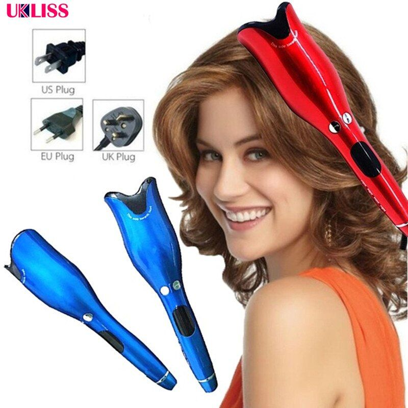 Automatic curling iron Air Curler Air Curl Ceramic 1 Inch Rotating Curler Automatic Spin Curling Women Professional Styling