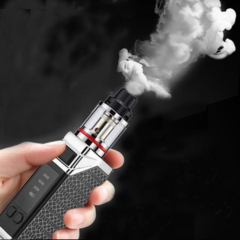 Kit Original de mod de boîte de HB 80 w 2200 mah batterie intégrée avec 0.5ohm 2.5 ml kit de vapeur de réservoir kit de stylo électronique de vape de cigarette