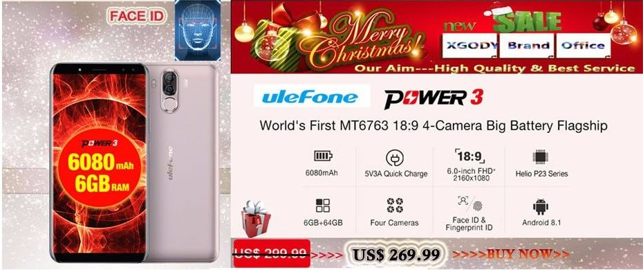 Ulefone-Power-3-Phone