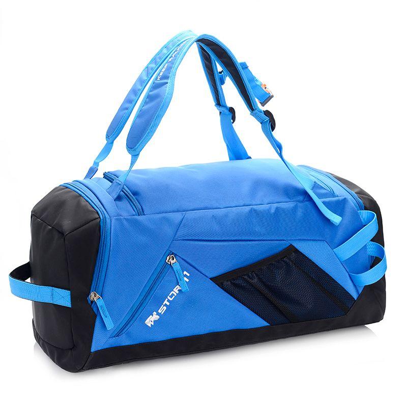 30L Large Capacity Travel Duffel Bag Waterproof Nylon Gym Bag Hiking Sling Shoulder Durable Camping Daypack Tourism Backpack