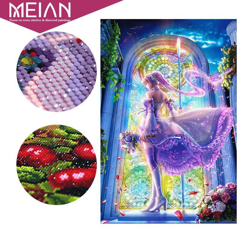 Meian,DIY,Diamond Painting,Special