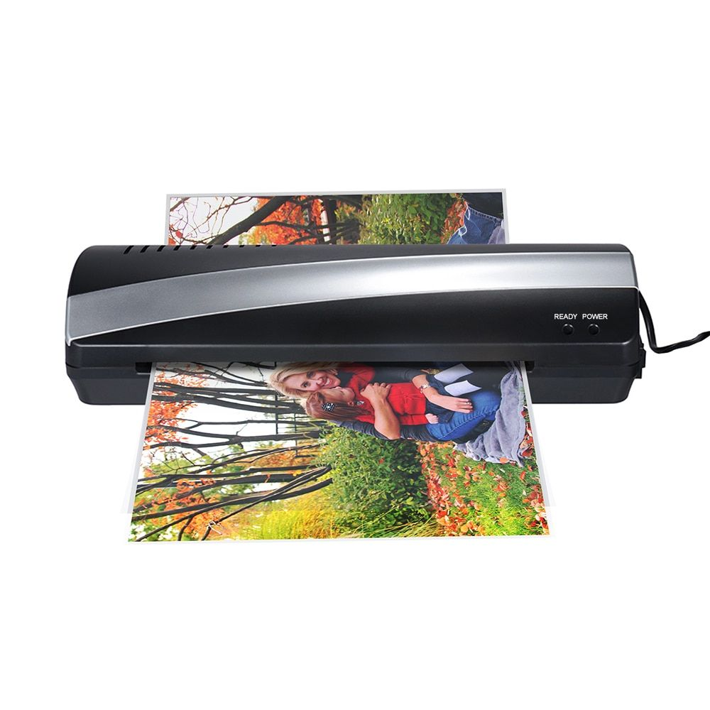 A4 Photo Laminator Paper Film Document Thermal Hot amp Cold Laminator A4 Plastificadora Termolaminar Pouch Laminating Machine