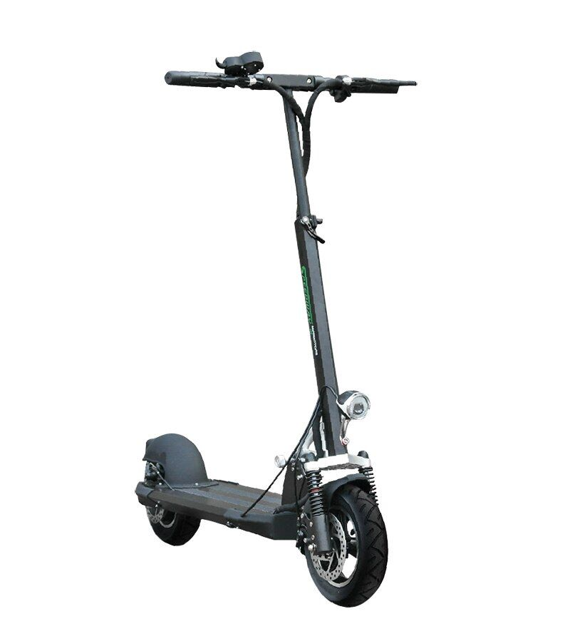 2017 Shengte 52V 21A/26A Lithium Scooter Disc Brake 600W motor 10 inch Electric Scooter