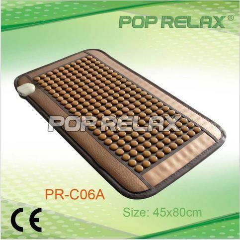 220 STÜCKE turmalin stein POP ENTSPANNEN heizung turmalin magnetfeldtherapie flachen matte PR-C06A Germanium stein physiotherapie pad 45x80 cm