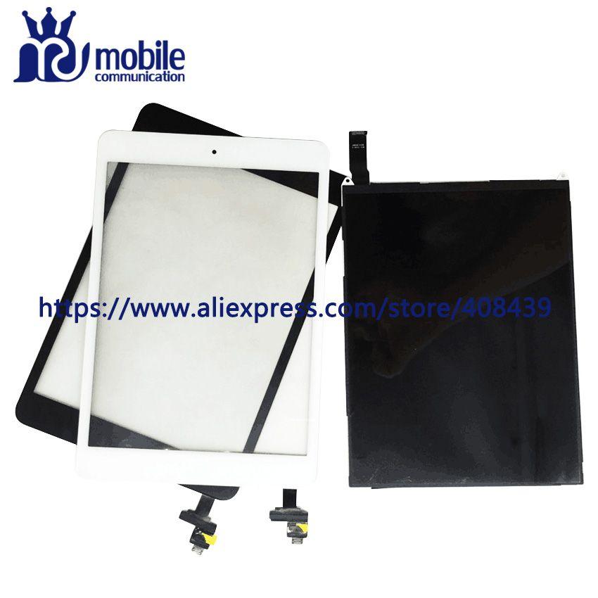Neue Mini 2 LCD Touch Für iPad Mini 2 LCD Display Touchscreen Digitizer Sensor Glaslinse Panel mit Tracking