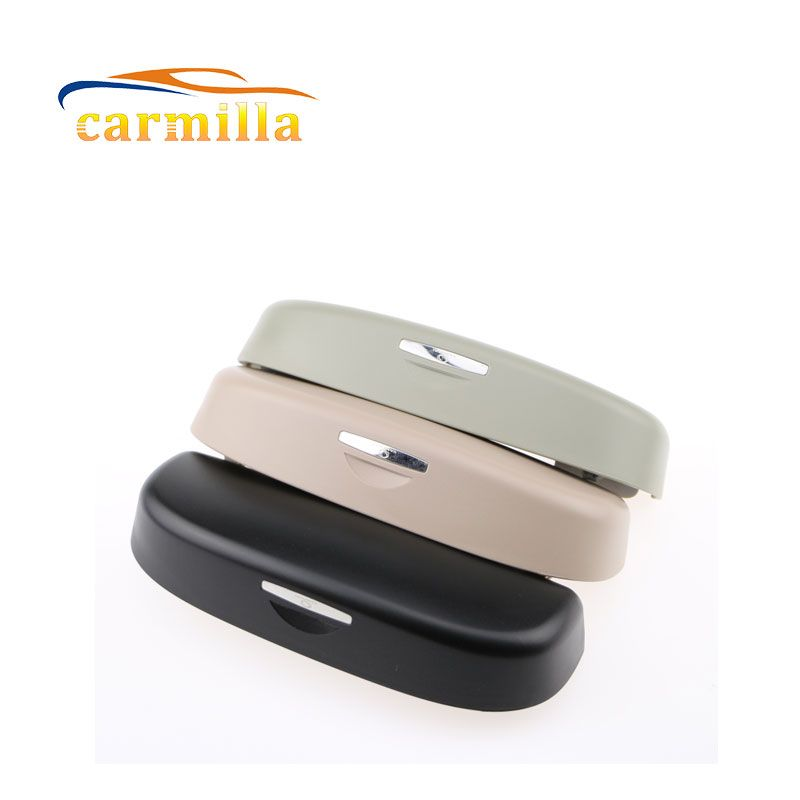 Car-Styling Car Sunglasses Holder Glasses Case for Honda CRV City Civic HRV HR-V FIT JADE Accord Odyssey Auto Accessories