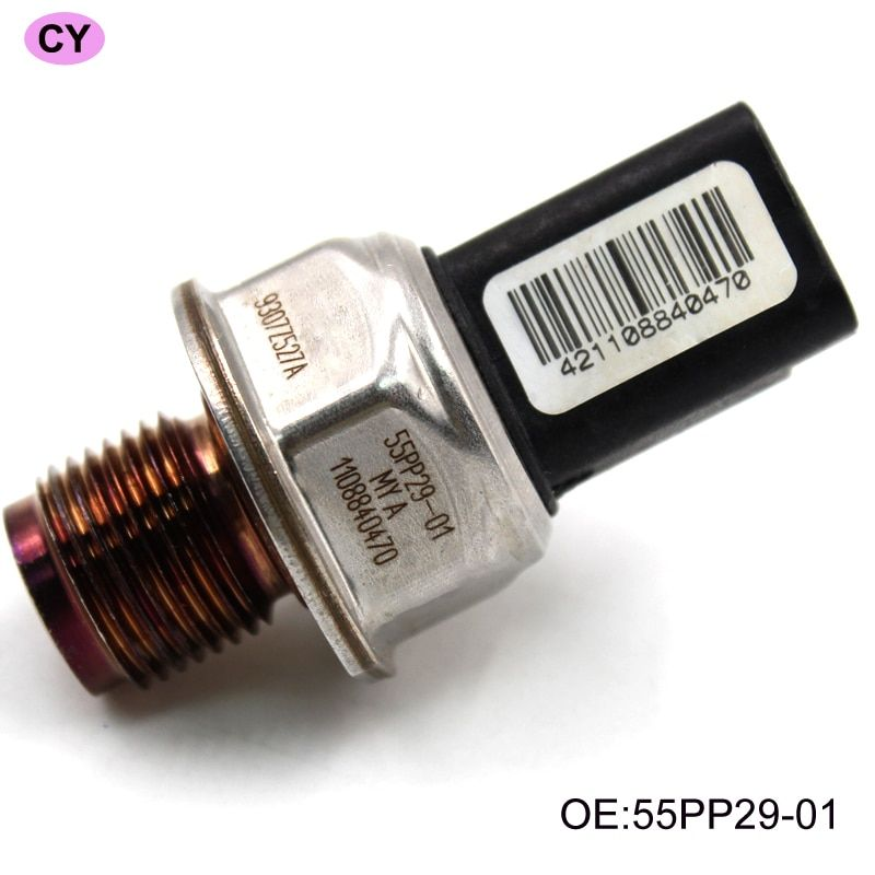 YAOPEI New Original Fuel Rail Pressure Sensor For Ssangyong Korando 2.0 Xdi 9307Z527A 55PP29-01 1011520367 1305773398