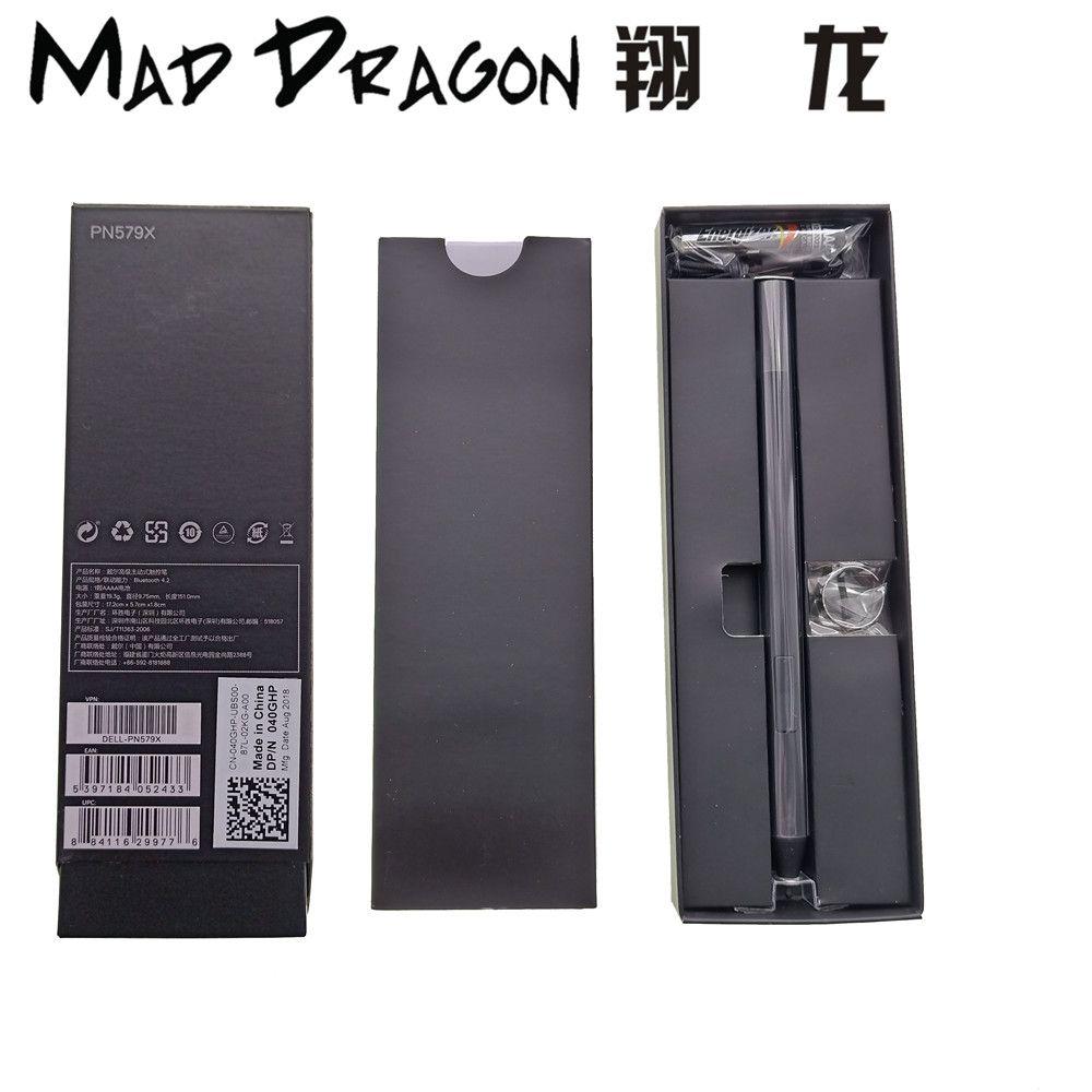 MAD DRACHEN NEUE Premium Stylus Aktive Stift (PN579X) für Dell 2-in-1 Laptop XPS 13 9365 XPS 15 9575 Windows Tinte kompatibel display