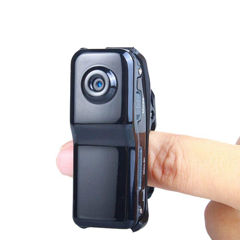 MD80 Mini Wireless Camera Support Net-Camera Mini DV Record Camera Support 8G TF Card 720*480 Vedio Lasting Recording Camcorder