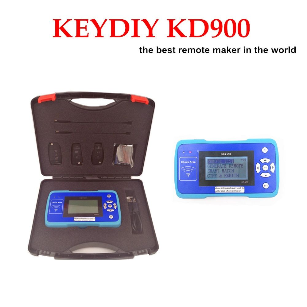 KD900 Remote Maker the Best Tool for Remote Control World Update Online
