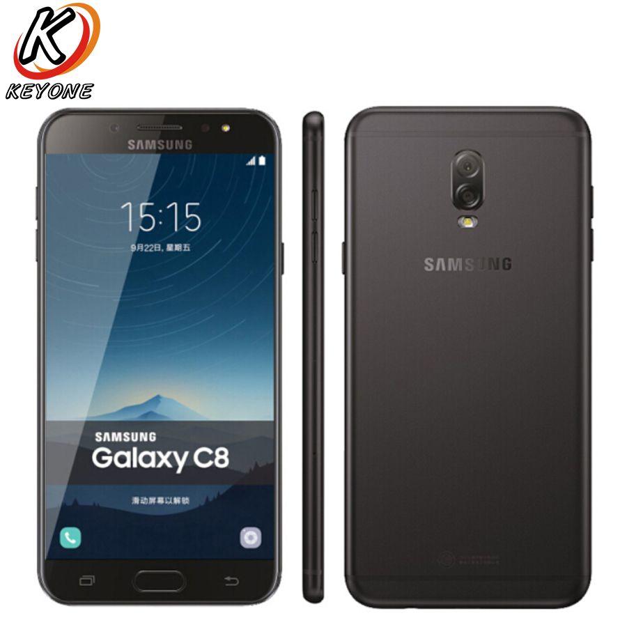 New Samsung GALAXY C8 C7100 LTE Mobile Phone 5.5