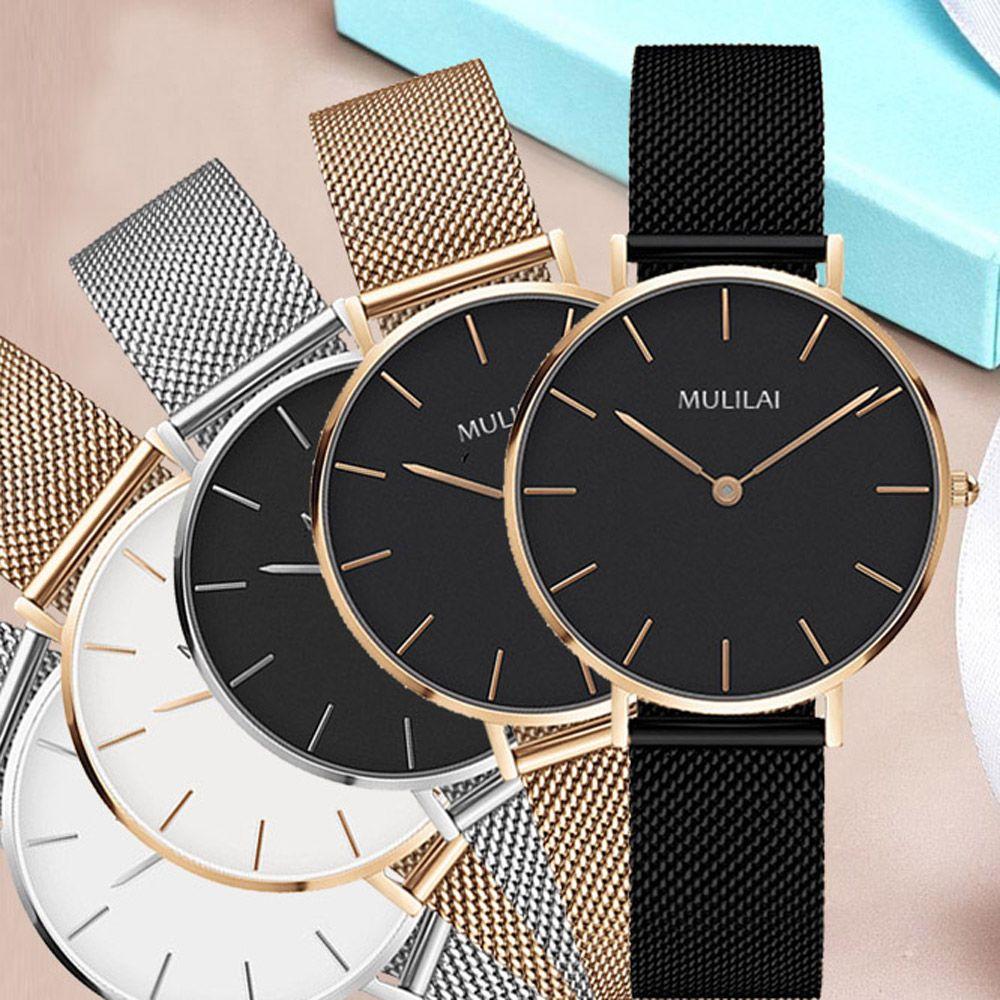 Luxury Brand Quartz Watch Women fashion Gold Steel Bracelet Watch dw watch style Rhinestone Ladies Dress Watch relogio feminino