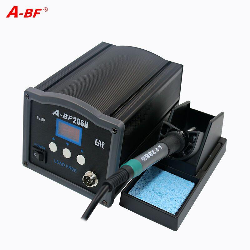 A-BF 90W120W/150 w Sans plomb Affichage Numérique Électrique À Souder Station Haute puissance fer à souder 204 H/ 206 H/208 H