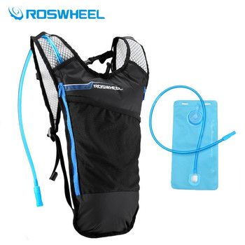 Roswheel Outdoor 5L Bicycle Cycling Backpack With Water bag Mountain Bike Bag Breathable Sports Bicycle Bag bike accessories