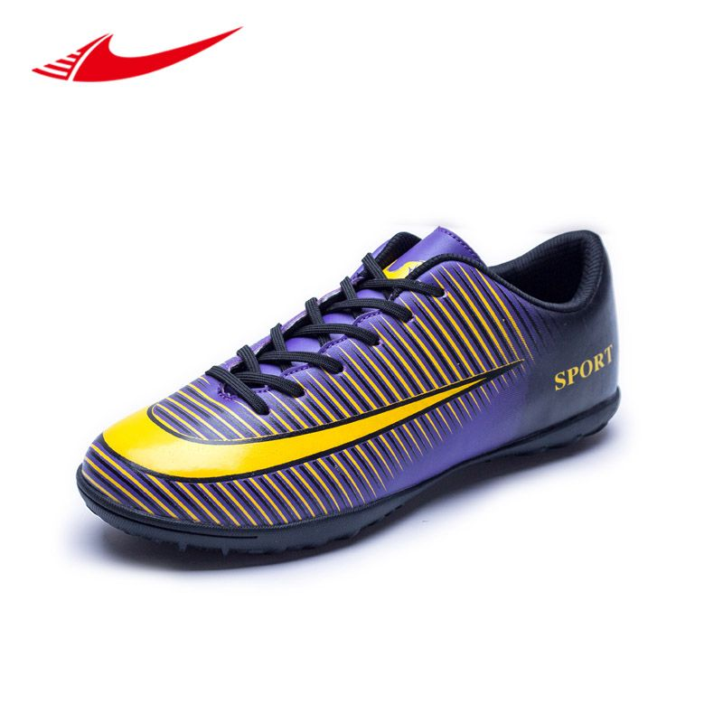 Beita Men Soccer Shoes Teenagers Hard Court Low Football Turf Cleats Non-Slip Men Sneakers Futsal Superflies Trainer Sport Shoes