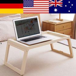 Simple mesa de ordenador portátil plegable creativo ordenador portátil escritorio cama portátil estudio tabla escritorio portátil para sofá cama Escritorio de oficina Mesa