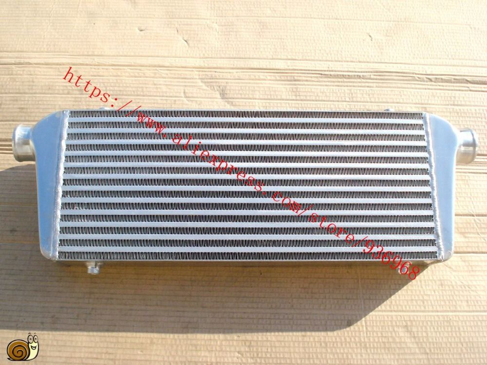 Intercooler Core size 550x230x65mm In/outlet 2.25inch Intercooler Universal type Front Mount bar&plate supplier AAA Turbocharger