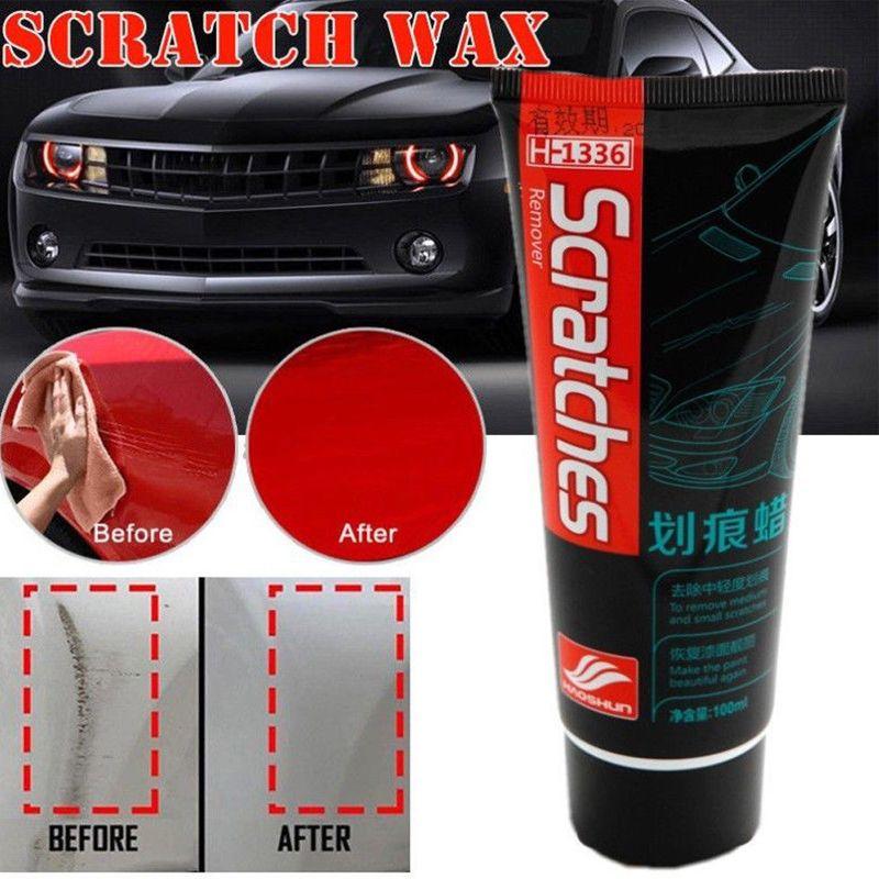 Car Scratch Repair Tool Auto Accessories Fix It Car Wax Car Body Compound Scratch Repair Kits Auto Body Compound Care Set