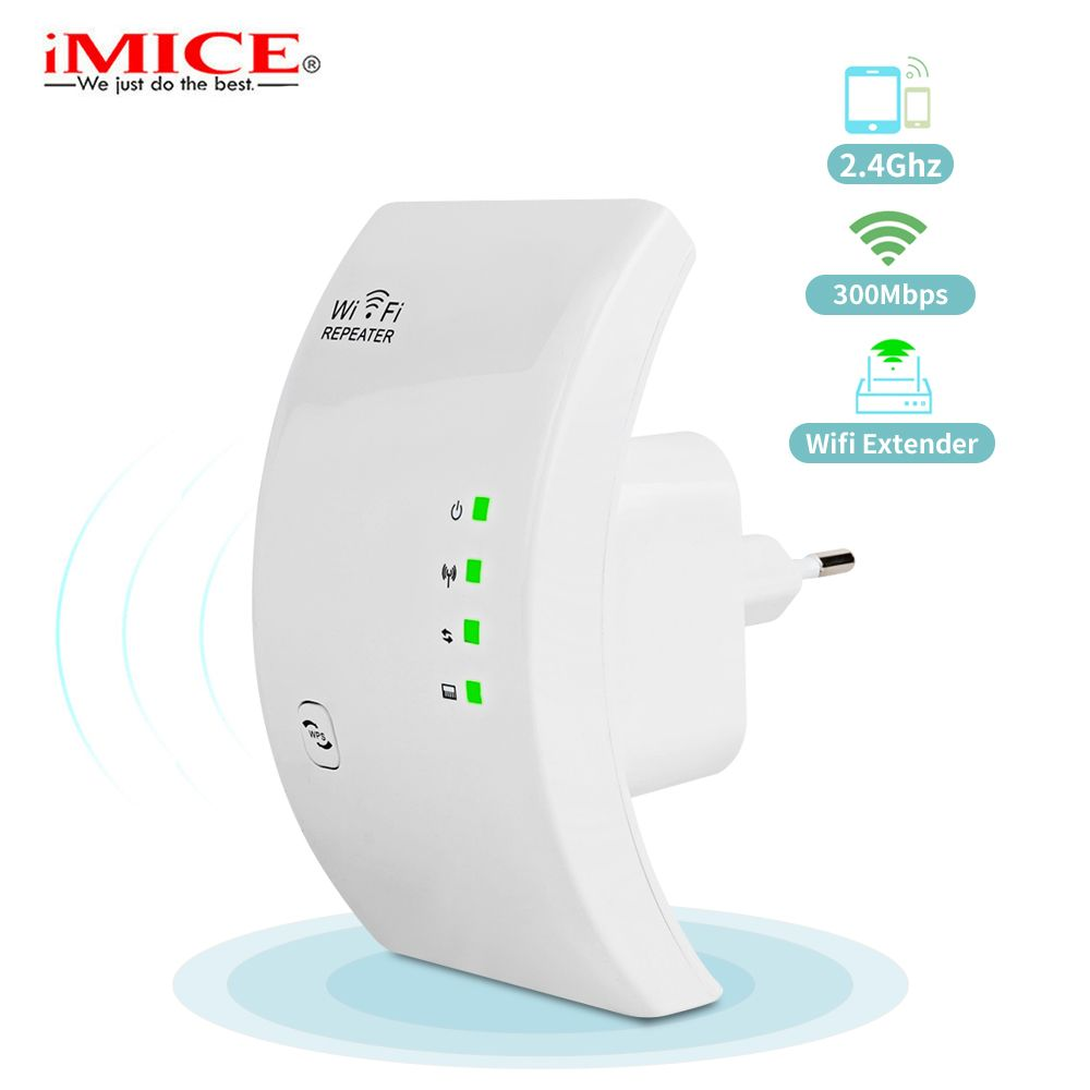 300Mbps Wireless WiFi Repeater 2.4G Amplifier WiFi Extender 802.11N/B/G WiFi Booster Wi-Fi <font><b>Signal</b></font> Amplifier Wi Fi Access Point