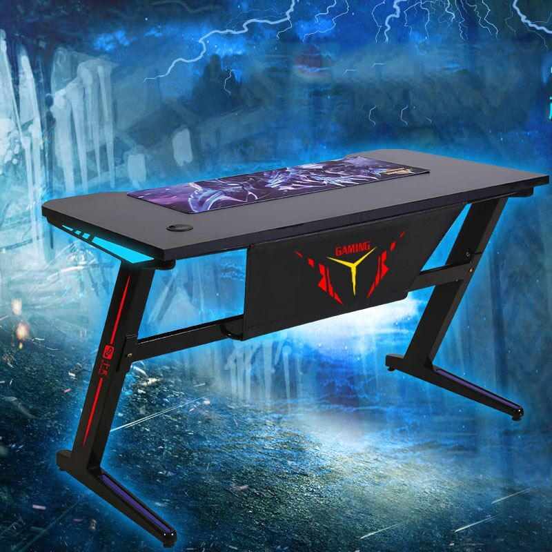 Gaming computer games competitive Internet cafe table ergonomic desk