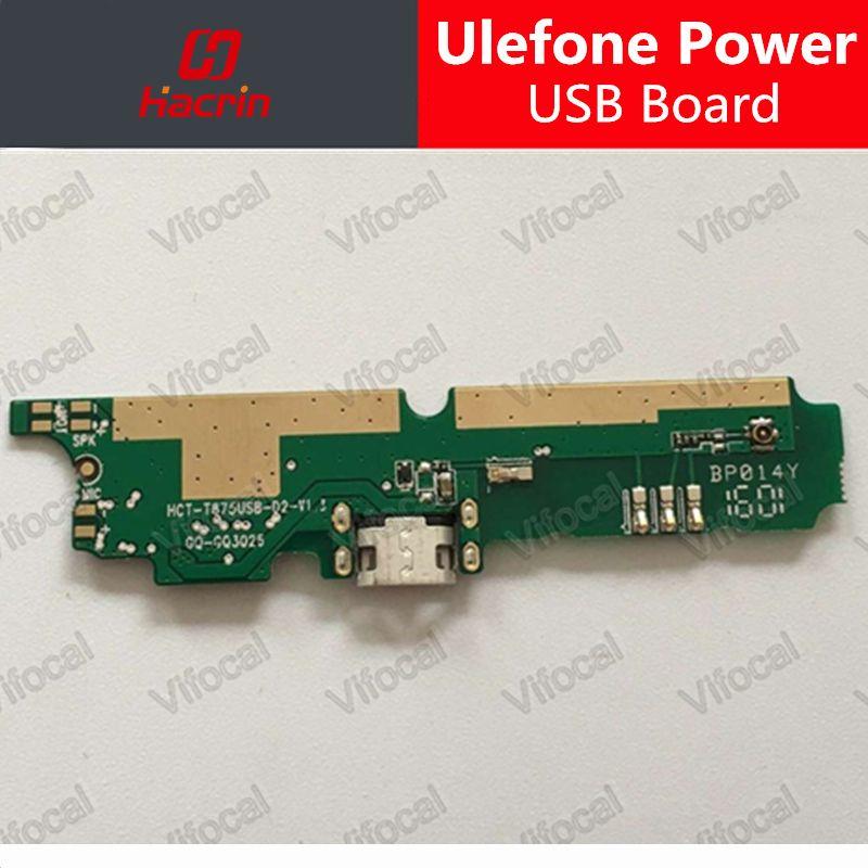 Hacrin Ulefone Puissance USB Conseil 100% Nouveau usb carte de charge de prise Accessoires pour Mobile Téléphone