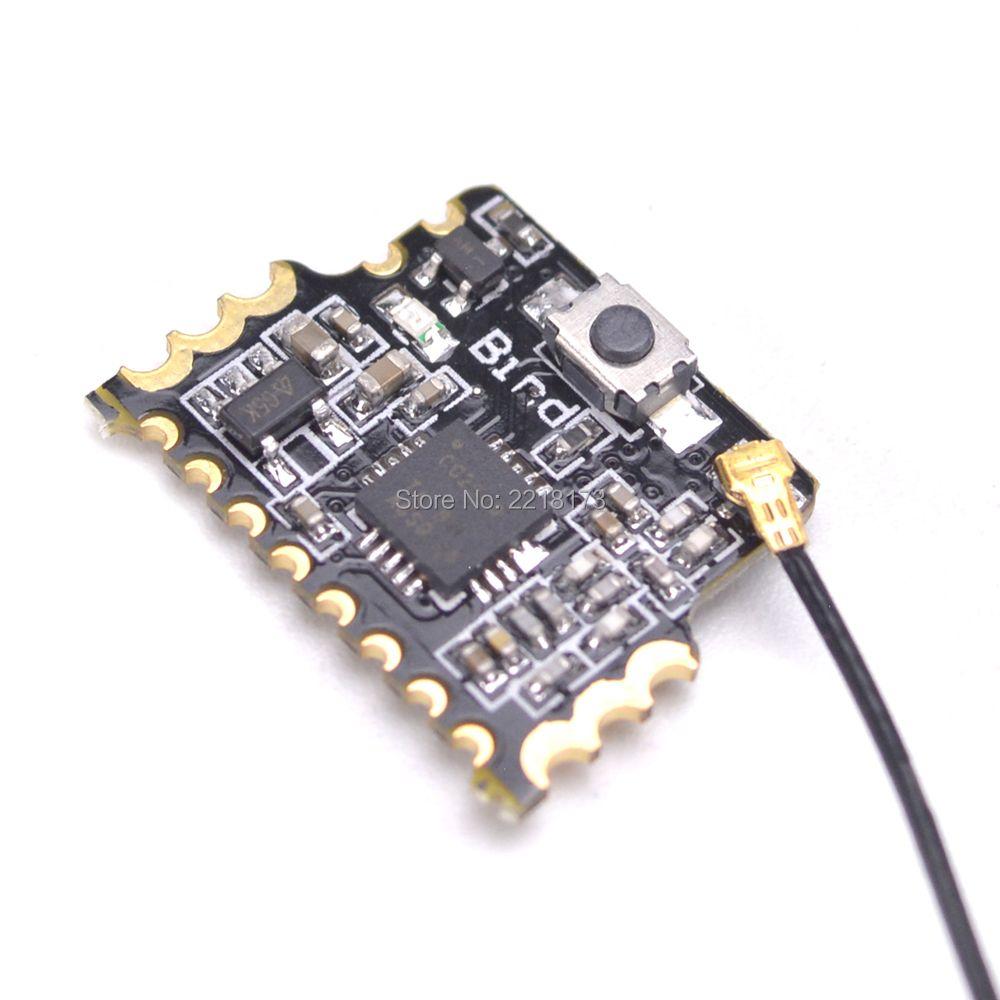 2.4G 8CH D8 FrSky Compatible Receiver With PWM PPM SBUS Output Compatible with Frsky X9D (Plus) DJT DFT DHT
