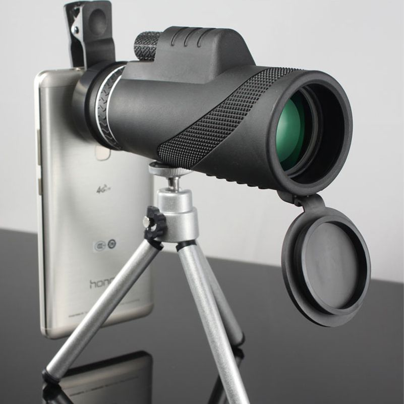 High Quality 40x60 Powerful Binoculars Zoom Binocular Field Glasses Great Handheld Telescope Military HD Professional Hunting