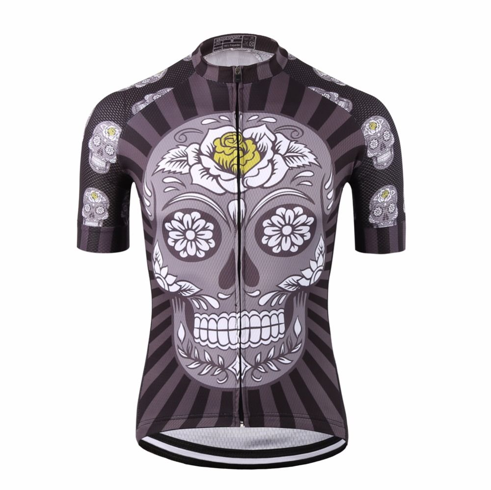 <font><b>Black</b></font> short sleeve bike clothes/national team compression cycling shirts abbigliamento ciclismo/popular bicycle jersey top