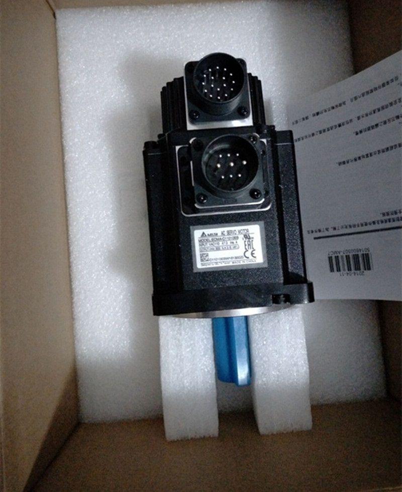 ECMA-C11010RS+ASD-A2-1021-M CANopen AC servo motor driver kits 1kw 3000rpm 3.18Nm 100mm frame
