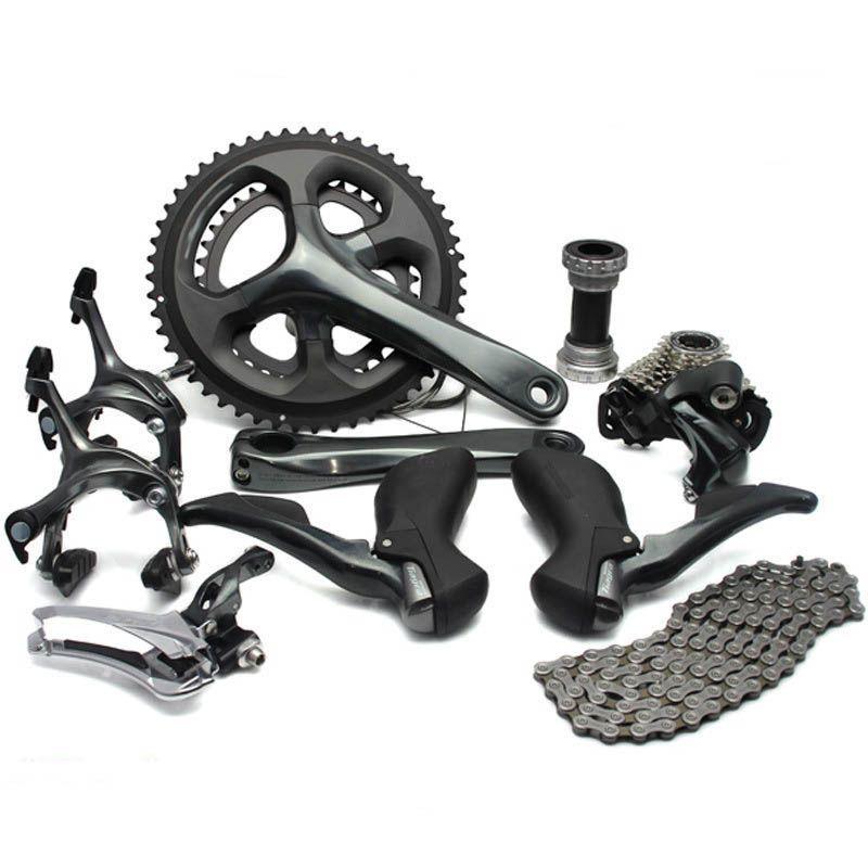 High Quality Mountain Bike Shift Kit 10 20 Speed Mountain Bike Mountain Bike Speed 52-36T / 50-34T bicycle Parts