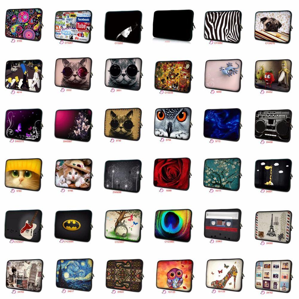 7 10 12 13 14 15 17 housse D'ordinateur Portable 17.3 7.9 tablet cas 10.1 15.6 Ordinateur Portable Sac 13.3 14.1 doublure manches 11.6 ordinateur sac NS-all1
